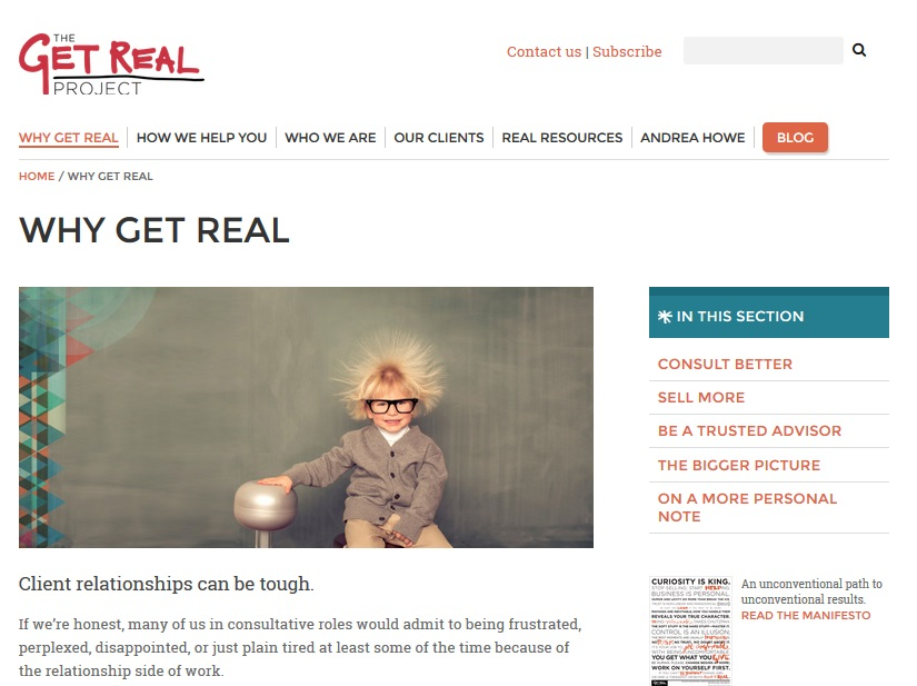 """Why Get Real - """"After"""""""