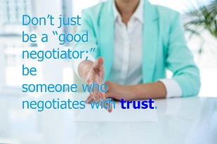 A checklist for your next negotiation