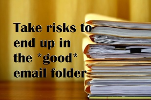How to end up in the *good* folder