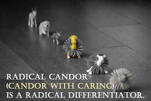 The (humorous) case for radical candor