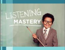 Listening Mastery