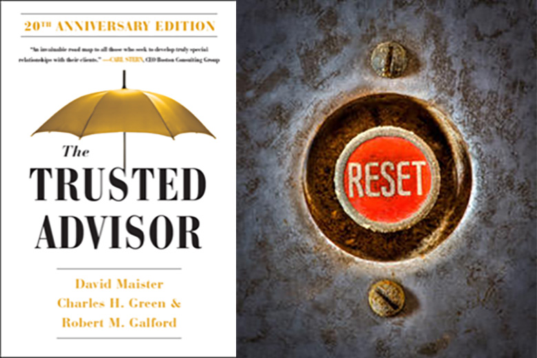 20th Anniversary Edition of The Trusted Advisor