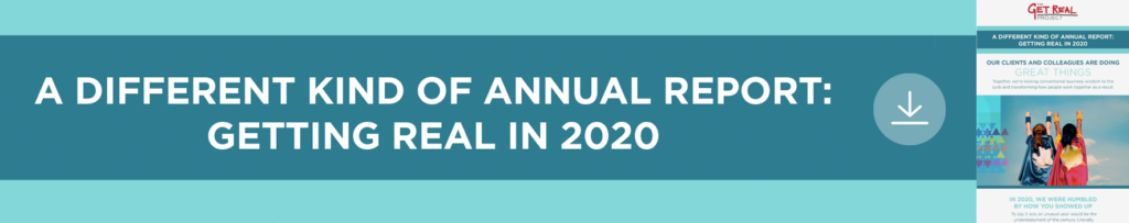 Get Real Annual Report 2020